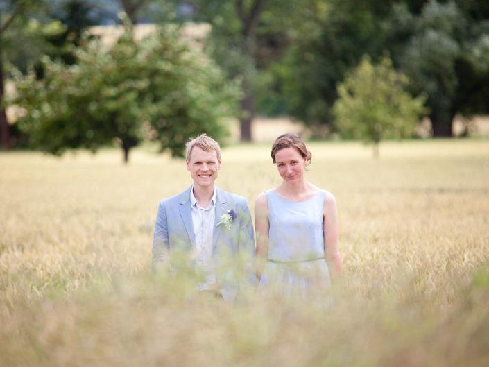 Hochzeit von Rasmus und Marloes am Ith