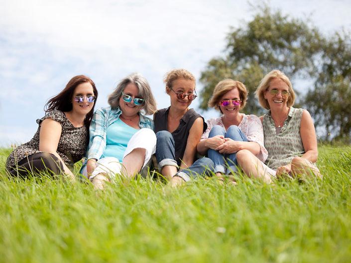Shooting mit den Mädels vom Optiker Durchblick in Bremerhaven