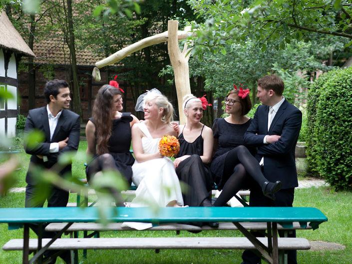 Hochzeit von Swantje und Simon